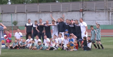 Открытие футбольного сезона на стадионе «Труд»