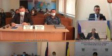 Заседание регионального штаба по распространению COVID-19