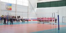 Спартакиада по женскому волейболу