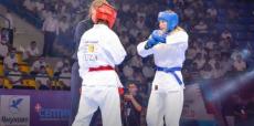 Победа волгодончанки в чемпионате мира по рукопашному бою