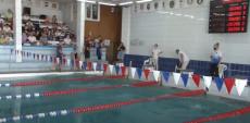 Открытие летнего первенства по плаванию в Волгодонске