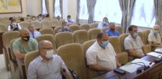 Заседание депутатской комиссии по жилищно-коммунальному хозяйству