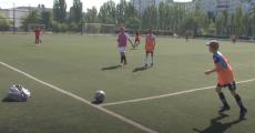 Третий этап областных соревнований по футболу