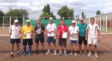 Городской турнир по теннису