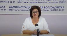 Рубрика «Актуальное интервью» с председателем территориально-избирательной комиссии