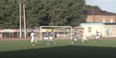 Финал чемпионата Волгодонска по футболу