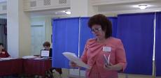 Брифинг председателя Территориальной избирательной комиссии