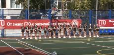 Открытие многофункционального спортивного комплекса «Содружество»