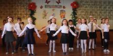 «Посвящение в первоклашки» в школе №13