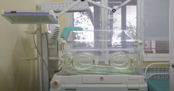 Открытие отделения детской патологии после капитального ремонта