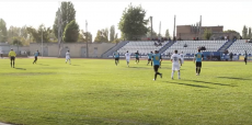 Поражение футбольного клуба «Волгодонск»