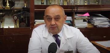 Рубрика «Актуальное интервью» с Евгением Тарасовым